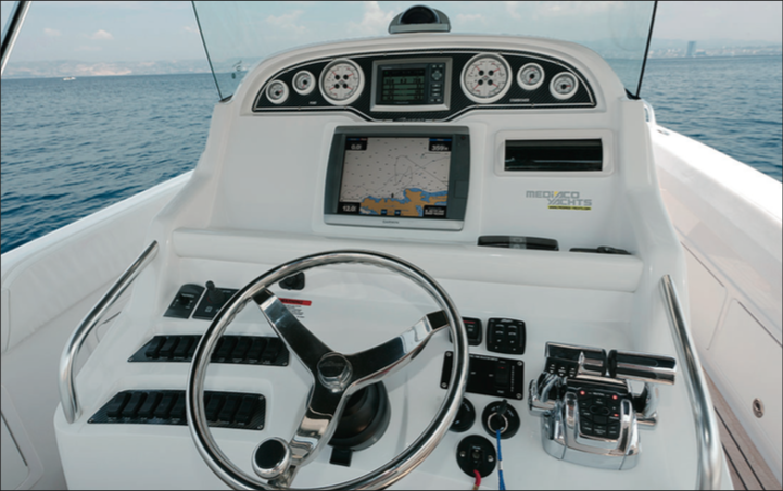 Al Dhaen Craft 360 Open - Console