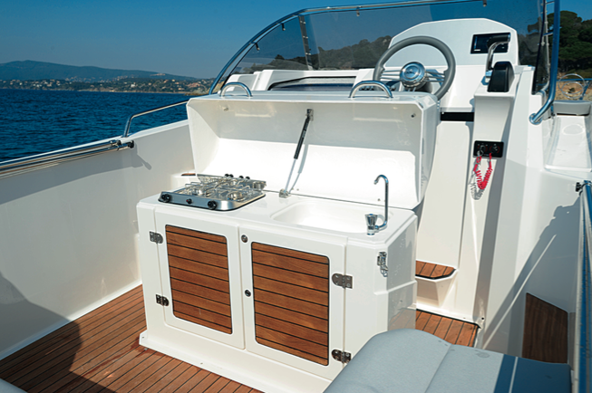 Pacific Craft 730 Sun Cruiser