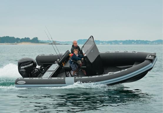 a l 39 essai northstar 640 opf argus du bateau. Black Bedroom Furniture Sets. Home Design Ideas