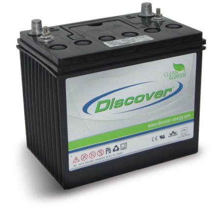 DISCOVER BATTERIES