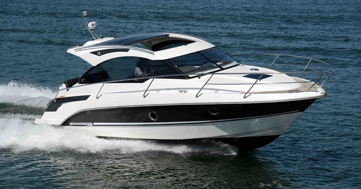 GRANDEZZA BY INSHORE YACHTS