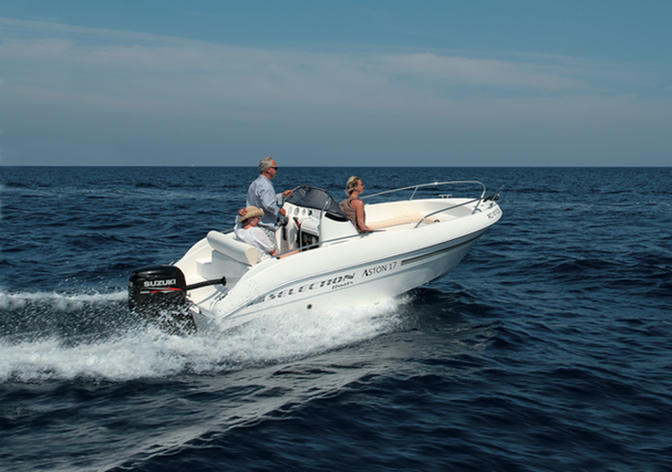 Gamme Sélection Boats Aston