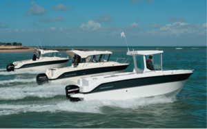 Parker 660 Multi, Pilothouse, Weekend
